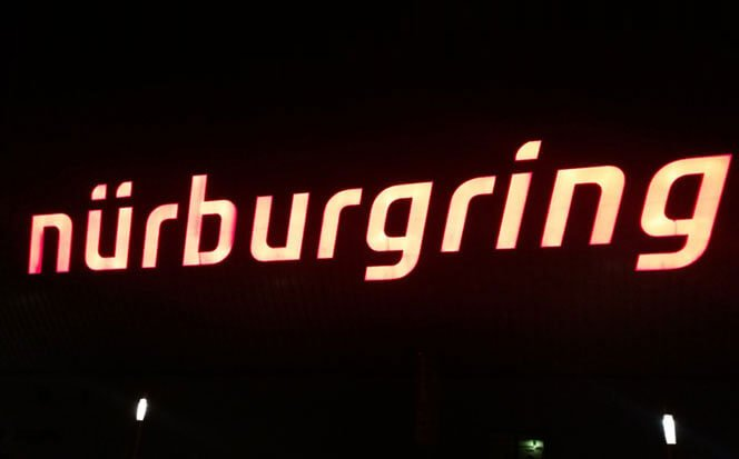 Logykal en Nurburgring